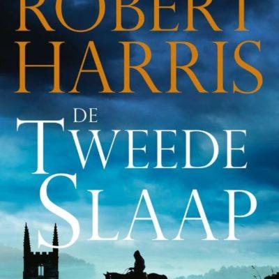 Winactie: De tweede slaap – Robert Harris GESLOTEN