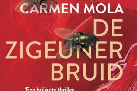 Winactie: De zigeunerbruid – Carmen Mola GESLOTEN