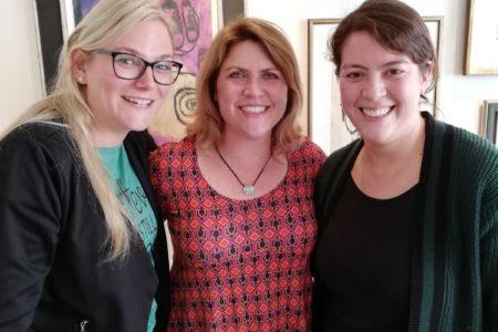 Over kaartspelletjes, boeken, tv-series en wandelen: Lisa Gardner