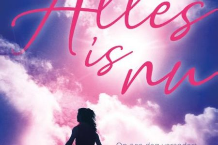 Alles is nu – Amy Giles (blogtour)