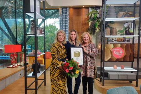 Gouden Boek Lieve Mama Esther Verhoef