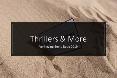 Thrillers & More Verkiezing Beste Boek 2019