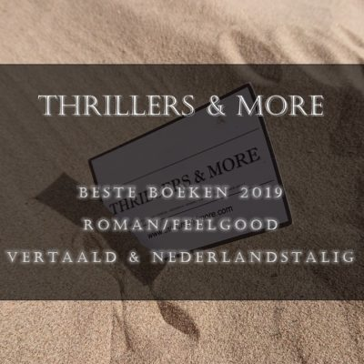 Winnaars Thrillers & More Beste Boeken 2019: Roman/Feelgood