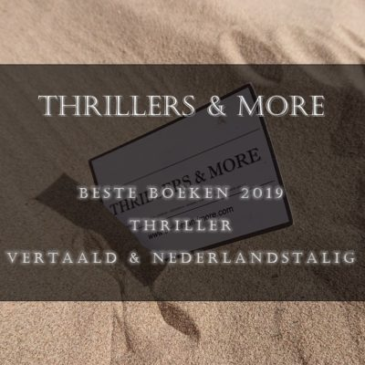 Winnaars Thrillers & More Beste Boeken 2019: Thriller