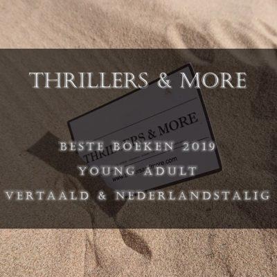 Winnaars Thrillers & More Beste Boeken 2019: Young Adult