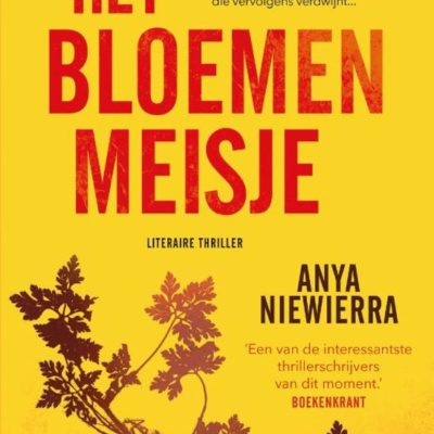 Het Bloemenmeisje – Anya Niewierra