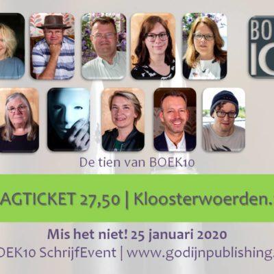 Boek10 Schrijfevent 2020