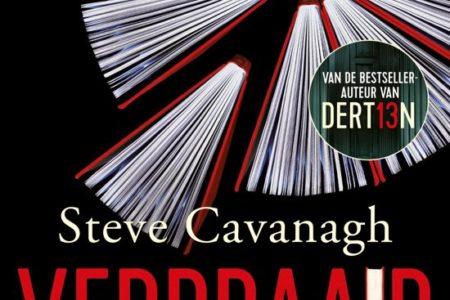 Winactie: Verdraaid – Steve Cavanagh GESLOTEN