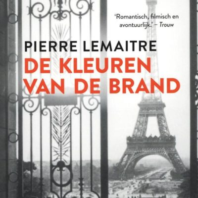 De kleuren van de brand – Pierre Lemaitre