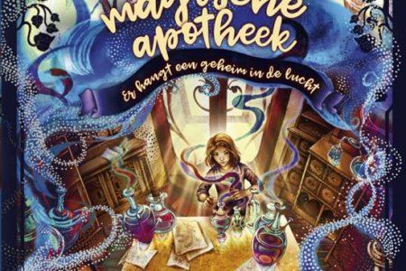 De magische apotheek – Anna Ruhe