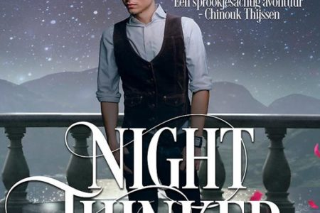 Night Thinker – Luna Van Roosen (blogtour)
