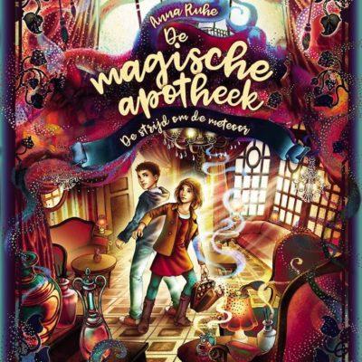 Winactie: De magische apotheek deel 3 – Anna Ruhe GESLOTEN