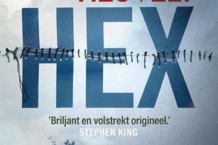 100.000 exemplaren verkocht van HEX