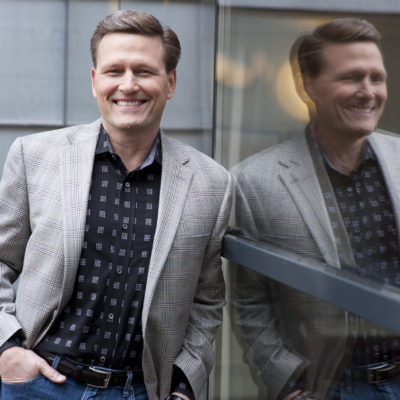 Q&A: David Baldacci