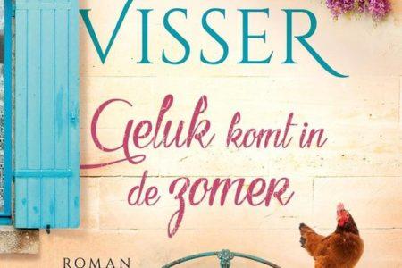 Geluk komt in de zomer – Michelle Visser