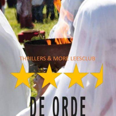 Leesclubverslag: De orde – Karin Kallenberg & Dimitri Van Hove