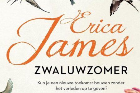 Zwaluwzomer – Erica James (nieuw)