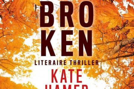 Gebroken – Kate Hamer