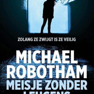 winactie: Meisje zonder leugens – Michael Robotham
