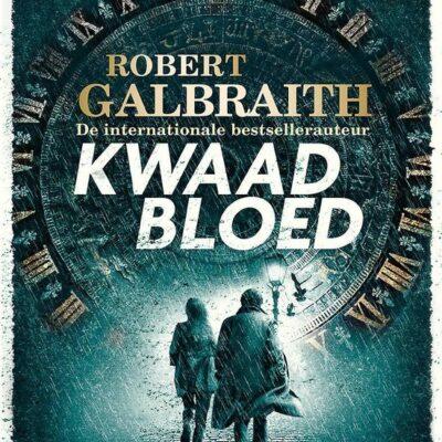 Winactie: Kwaad bloed – Robert Galbraith