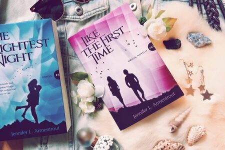 Like the first time – Jennifer L. Armentrout