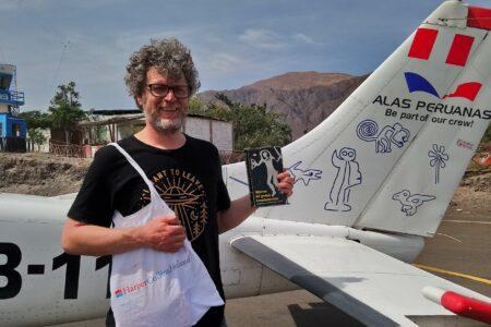 Column: Het mysterie van Nazca – Jeroen Windmeijer