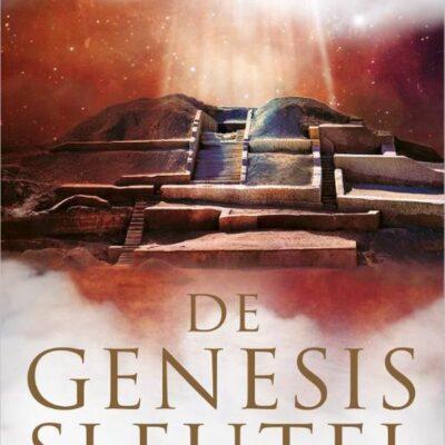 winactie: De Genesissleutel – Jeroen Windmeijer