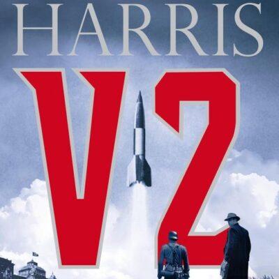 Winactie: V2 – Robert Harris