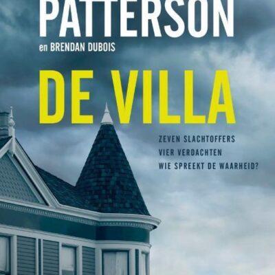 winactie: De villa – James Patterson GESLOTEN