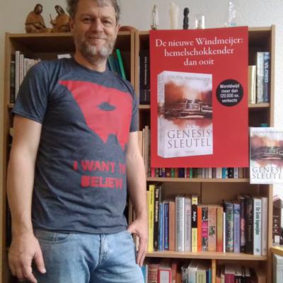 Interview: Jeroen Windmeijer – De Genesissleutel en Ancient Astronauts