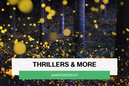 2020: Thrillers & More jaar in boeken