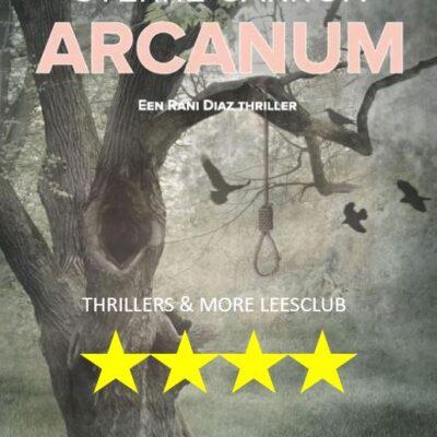 Leesclubverslag: Arcanum – Sterre Carron