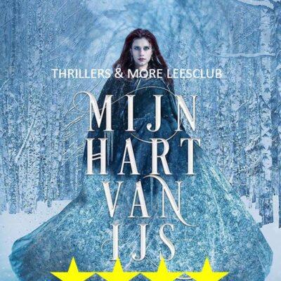 Leesclubverslag: Mijn hart van ijs – Jen Minkman