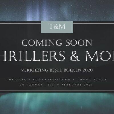 Binnenkort: Thrillers & More Beste Boeken 2020