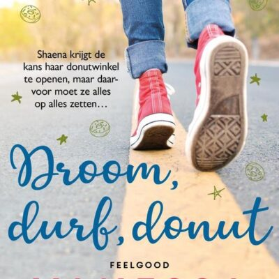 Droom, durf, donut – Vanessa Gerrits