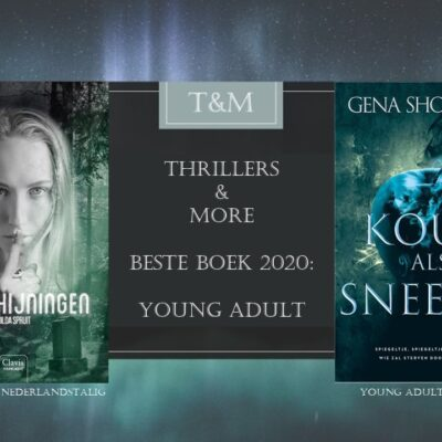 Thrillers & More Beste Boek 2020 Young Adult