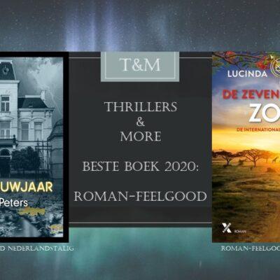 Thrillers & More Beste Boek 2020 Roman-Feelgood