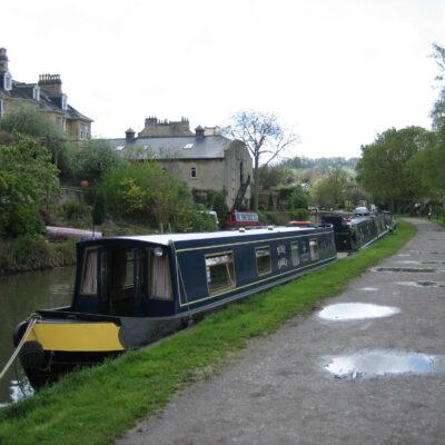 Marceline de Waard: Langs het kanaal