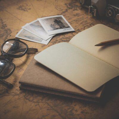 Column: Om een boek over te schrijven – Inge Spaan