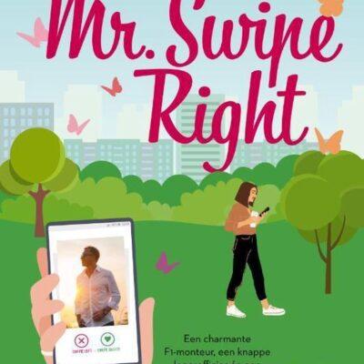 Mr. Swipe right – Nicola May