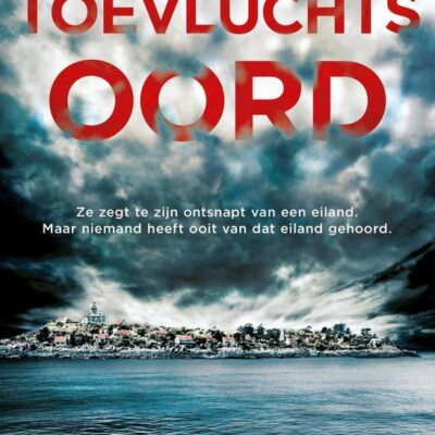 Toevluchtsoord – Jérôme Loubry