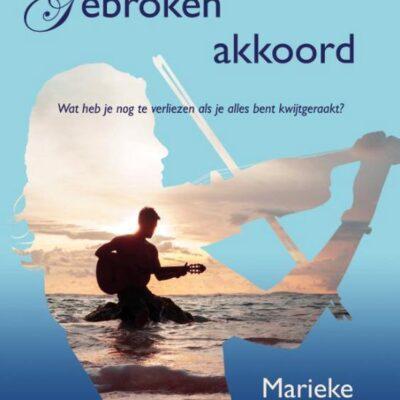 Nieuw: Gebroken akkoord – Marieke Simons