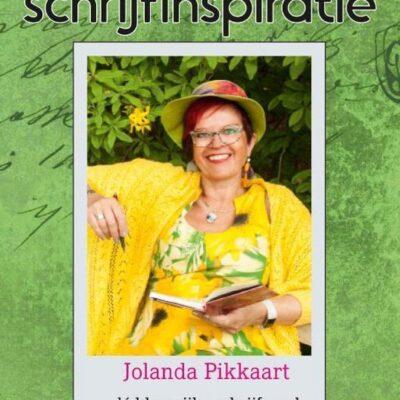 Nieuw: Ik heb altijd schrijfinspiratie  – Jolanda Pikkaart
