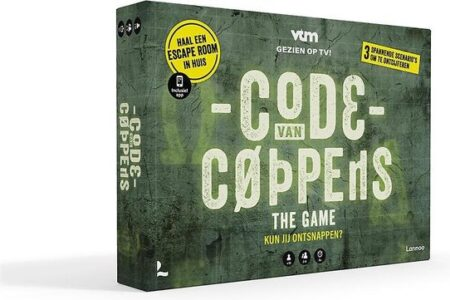 Spel: Code van Coppens