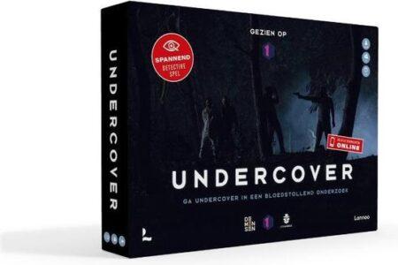 winactie: Undercover – Het Spel GESLOTEN