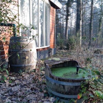 Moordwijven: schrijfhuisje – Marlen Visser