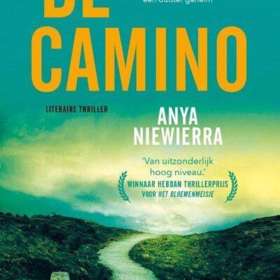 Nieuw: De Camino – Anya Niewierra