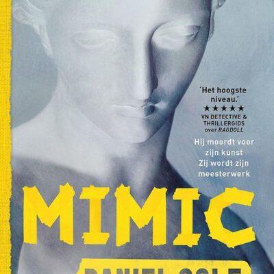 winactie: Mimic – Daniel Cole GESLOTEN