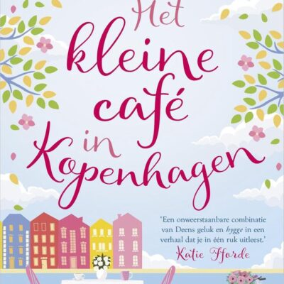 winactie: Het kleine café in Kopenhagen – Julie Caplin GESLOTEN