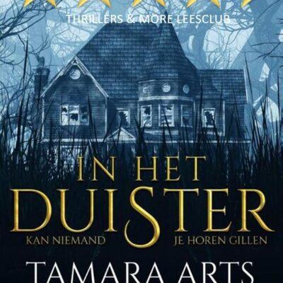 Leesclubverslag In het duister – Tamara Arts